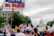 United We Stand - Rally at the Capitol Building