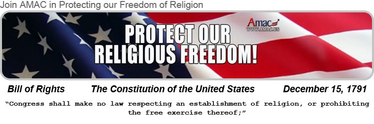 freedom of religion facts