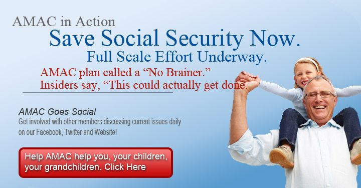 Save Social Security Now!