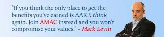 Mark Levin Quote Banner