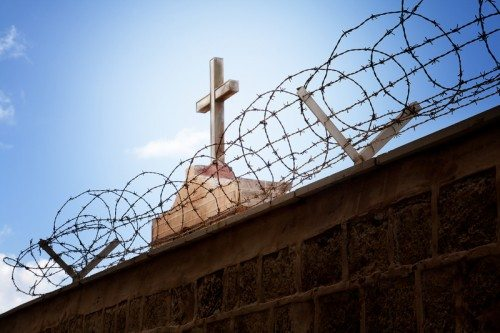 imprisoned American pastor christian religion freedom religious