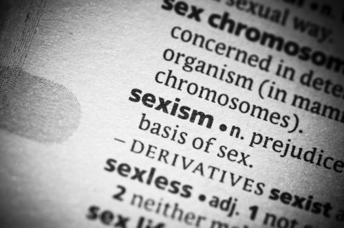 NOW and sexism