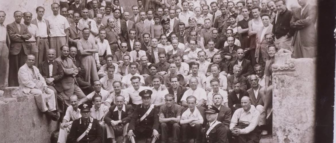 Italy and the holocaust foundation shares holocaust survival stories