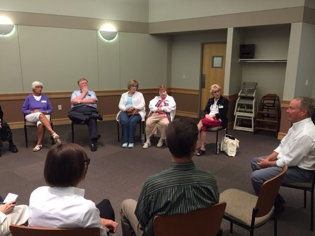 Congressman Dave Joyce (R-OH) sits down with AMAC members for a conversation about important issues facing America.