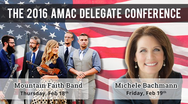 You are invited to the 2016 AMAC Delegate Conference