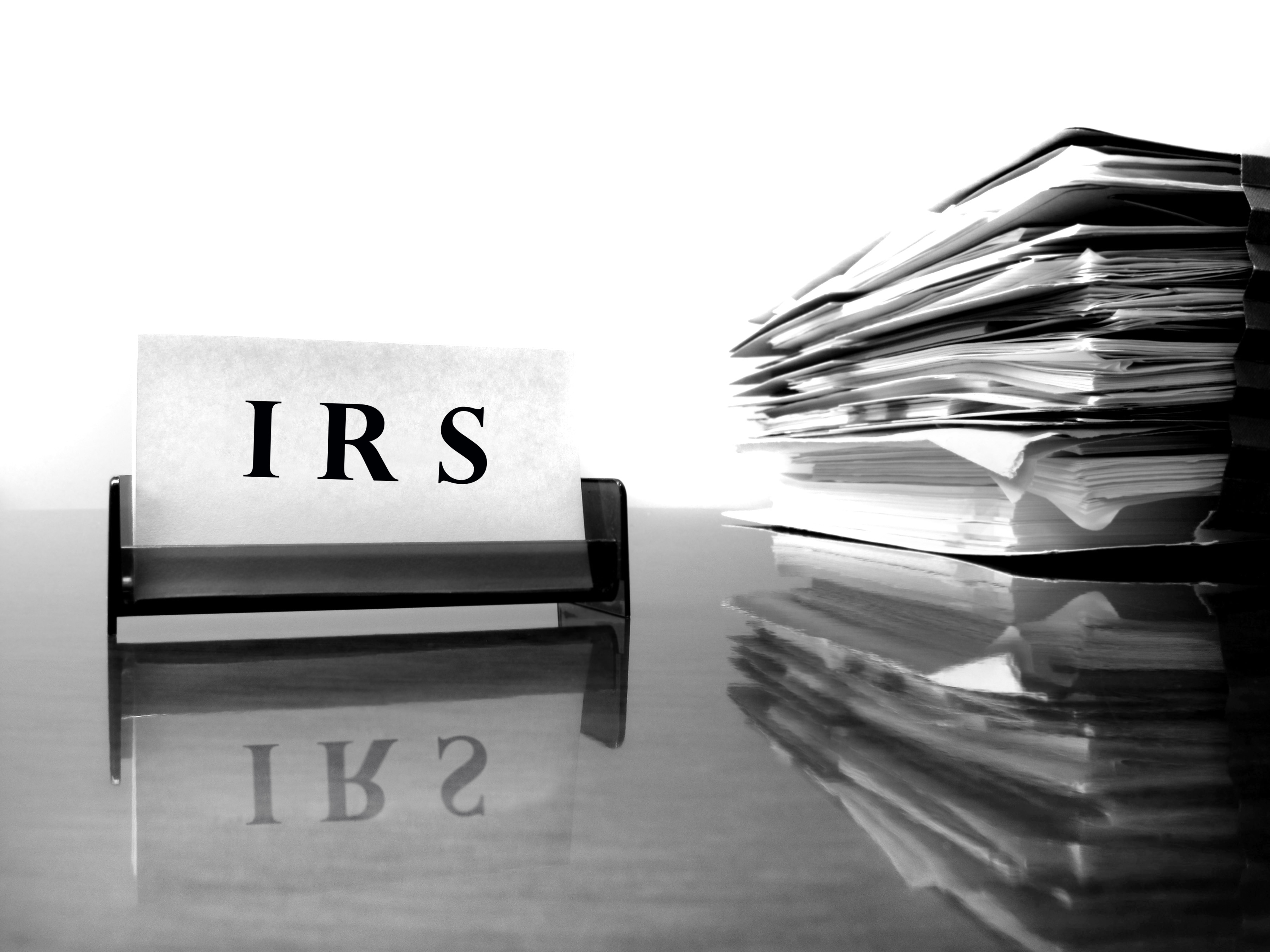 audit  irs improperly withholding information requested by
