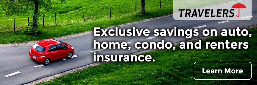 Travelers. Exclusive Savings on auto, home, condo, and renters insurance. Learn More.