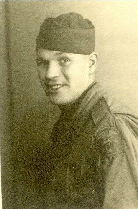 PFC Donald Ritchie Gurdison, 1943 5th Engineers Special Brigade, 186th Port Co.