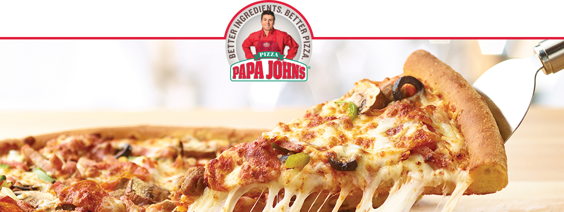 More About Papa Johns & Papa Johns Coupons Introduction Papa Johns is a pizza store founded 30 years ago, they will always uphold the concept of quality as the core of the shop, they also as a mind, innovative materials and recipes, now has become a global coverage of 45 countries and regions, the quality of the pizza shop has more than