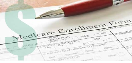 medicare form enroll plans