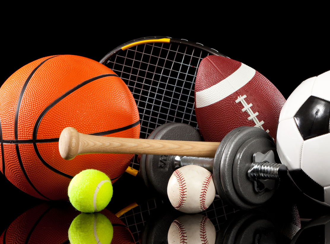 different types of sports