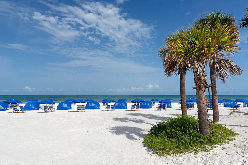 Clearwater Beach Fl Weather In August