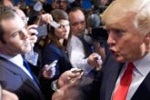 server trump media spin coverage President media polls