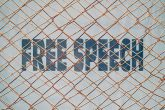 free speech first amendment conservative college
