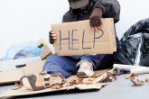 homeless streets help elderly rise