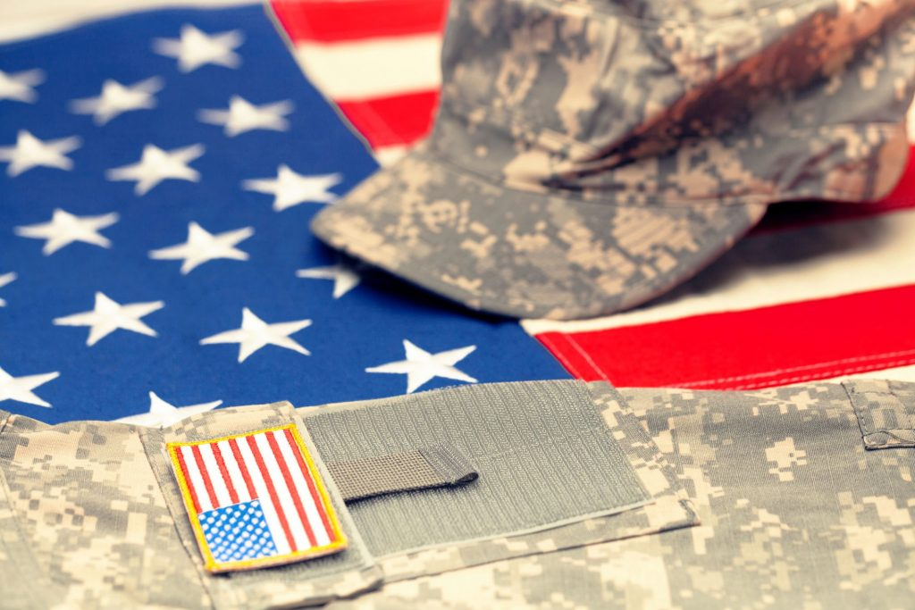 us military serving report