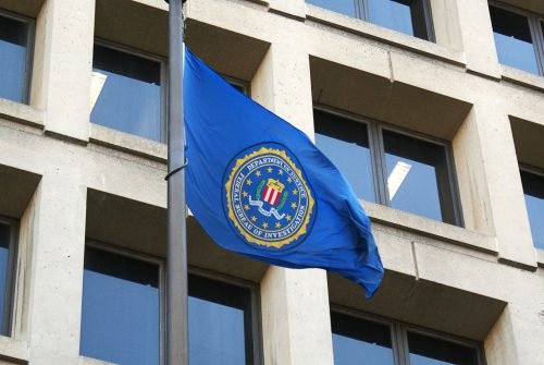 FBI flag Mueller conflict interest Russia