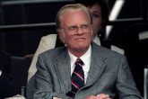 Billy Graham media funeral