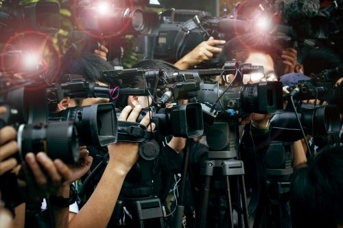 media coverage liberal group targets