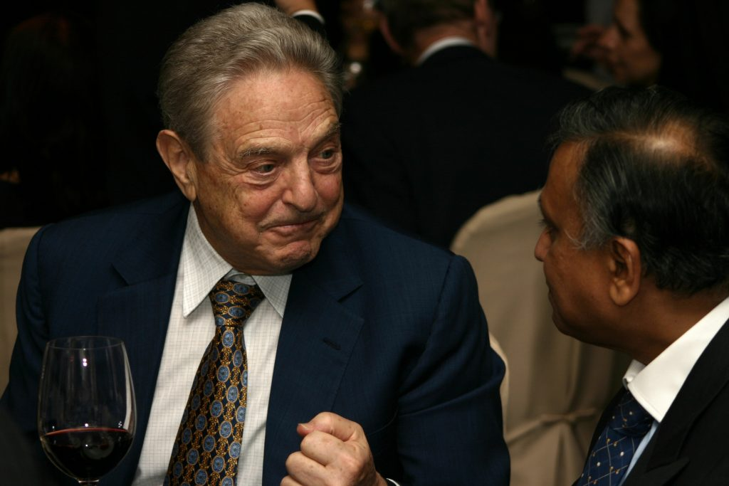 Groups Linked to George Soros Behind Campaign to Repeal Trump Tax Cuts - AMAC - The Association of Mature American Citizens