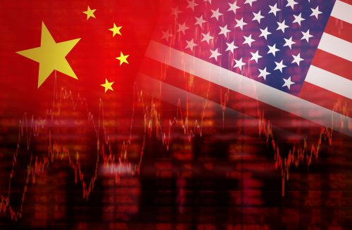 trade war geopolitics China Chinese tech influence California