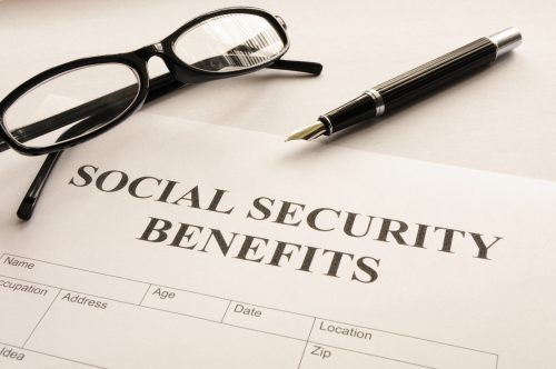 social security benefits spousal