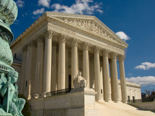 supreme court pay fees union taxes public