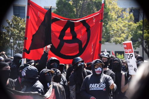 antifa Berkeley ICE
