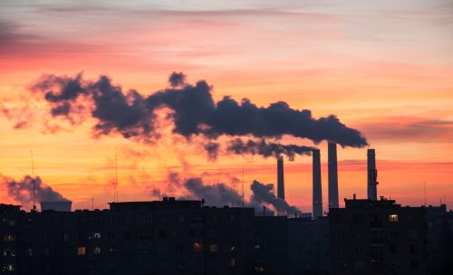 climate change report emissions