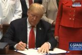 AMAC Action Delegates Attend White House Signing Ceremony