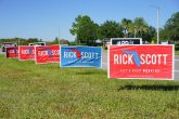 GOP Rick Scott senate win Florida