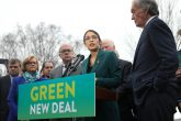 Green New Deal Ocasio Cortez