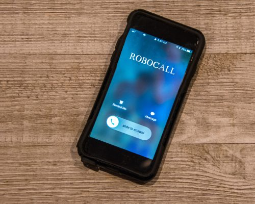Robocall social security phone scams
