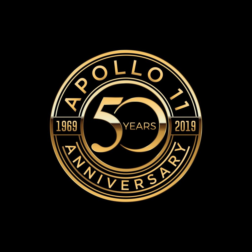 . Apollo 11's 50th anniversary
