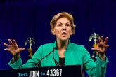Elizabeth Warren violate law