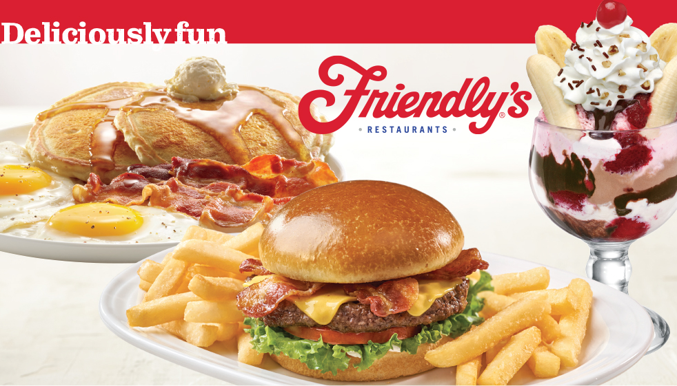 Friendly's - AMAC - The Association of Mature American Citizens