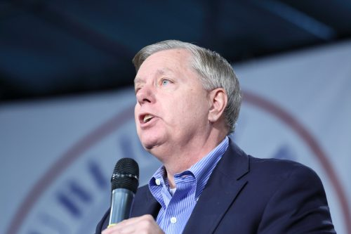 impeachment Lindsey Graham spin Trump russia