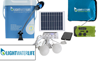 LightWaterLife Home Disaster Relief Kit