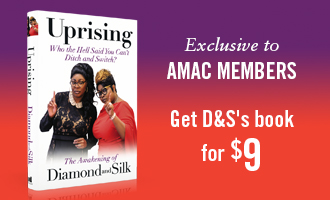New Book from Diamond and Silk