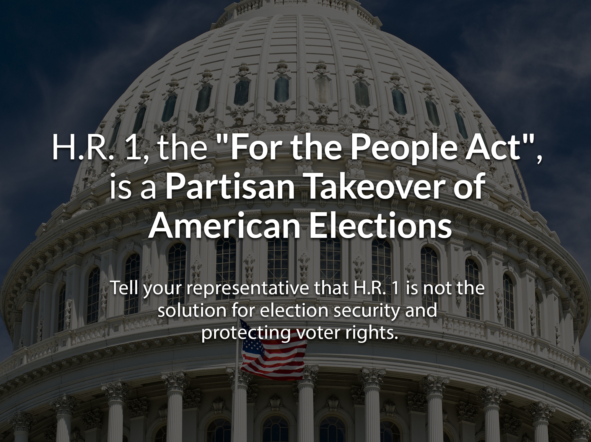 AMAC Opposes The Deceptive For the People Act of 2021 - AMAC - The  Association of Mature American Citizens
